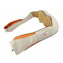 Kaklo ir pečių masažuoklis 3D termo masažuoklis