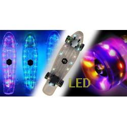 LED šviečianti riedlentė -...