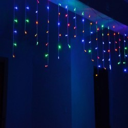 200 LED Kalėdinė girlianda...