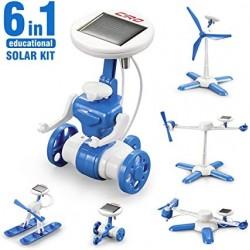 6 in 1 solar kit – robotas...