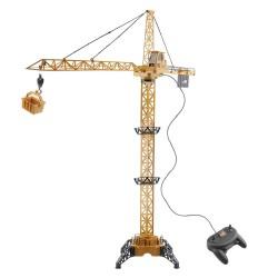 Žaislinis statybinis kranas