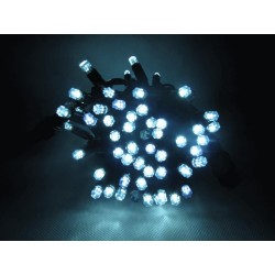 Lauko girlianda storu laidu 80 LED
