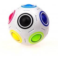 Fidget futbolo kamuoliukas - galvosūkis Magic cube