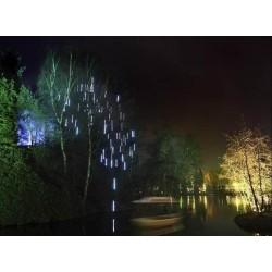 Krentantis meteoru lietus LED