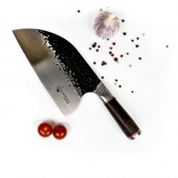Kaltinis serbiškas šefo peilis 20cm BARBARIAN By KATANAIMI