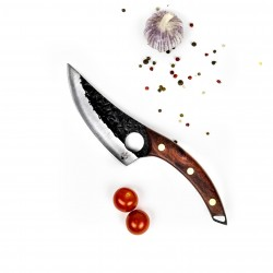 Kaltinis serbiškas šefo peilis 15cm BARBARIAN By KATANAIMI