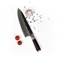 Kaltinis serbiškas šefo peilis 21cm BARBARIAN By KATANAIMI