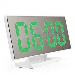 Veidrodinis LED laikrodis -...