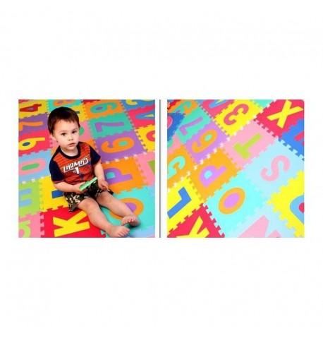 Minkštas kilimėlis - dėlionė (36 det.) ZA301