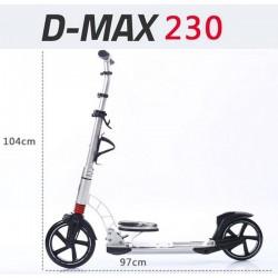 Paspirtukas D-MAX230