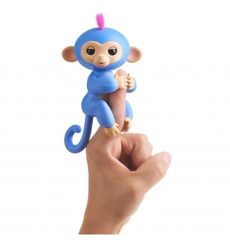 Interaktyvi beždžionėlė Fingerlings - ZOE -