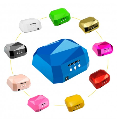UV-LED 36W (CCFL+LED) Hibridinė Nagų lakavimo Lempa