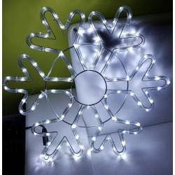 "LED ""Kabinama Suapvalinta Snaigė"" 52x52cm"