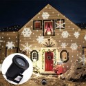 Kalėdiniai lauko lazeriniai projektoriai