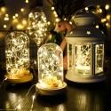 LED formuojamos girliandos